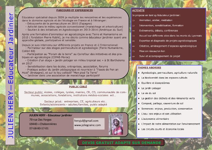 rencontres agroecologie